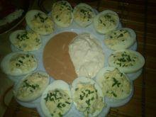Jajka faszerowane Mariel