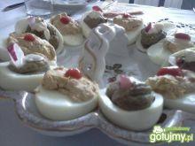 jajka faszerowane na dwa sposoby..
