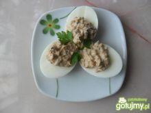 Jajka faszerowane pastą z makreli 3