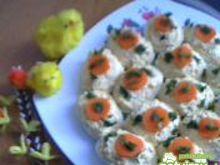 Jajka faszerowane pastą z tuńczyka