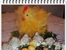 Jajka faszerowane pieczarkami Eli