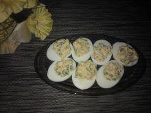 Jajka faszerowane szczypiorkiem