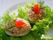 Jajka faszerowane tuńczykiem 9