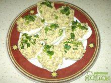 Jajka faszerowane wg Onego