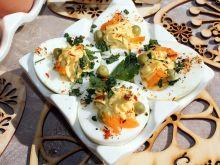 Jajka faszerowane z chrzanem