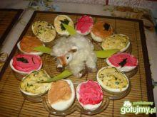 Jajka kolorowe