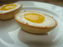 Jajka na słodko