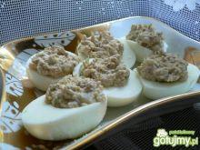 Jajka nadziewane pastą z tuńczyka 2