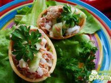 jajka niespodzinaki z tuńczykiem