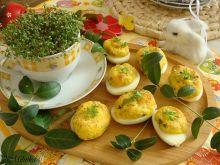 Jajka o cebulowo-maślanym nadzieniu