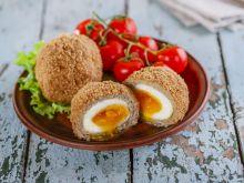 Przepisy na jajka po szkocku