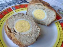 Jajka po szkocku z pietruszką