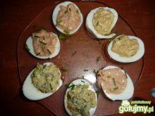 Jajka w 3 kolorach