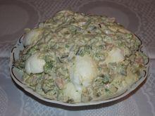 Jajka w brokułach
