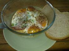 Jajka w gorącym ''półmisku''