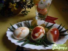 Jajka w kminku