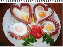 Jajka w parówkach Eli