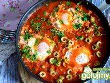 Jajka w pomidorach 3