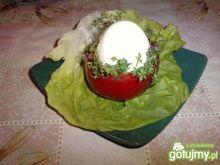 Jajka w pomidorach haliny
