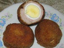 Jajka w schabie