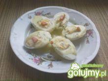 Jajka w sosie koperkowym wg Bożeny