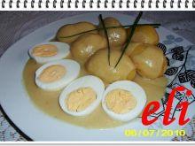 Jajka w sosie musztardowym Eli