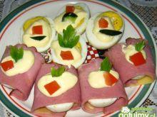 Jajka w szynce wg katarzynka455