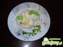 Jajka z chrzanem wasabi