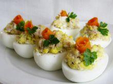 Jajka z farszem