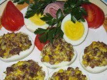Jajka z kaszanką