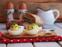 Jajka z parmezanem