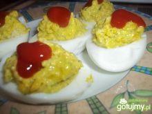 Jajka z pesto