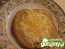 Jajko smażone w chlebie