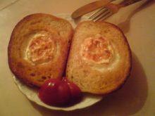 Jajko w chlebku