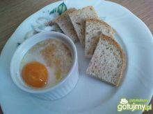 Jajko w kokilce