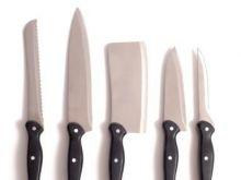 Jak dbać o kuchenne noże?