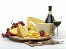Jak dobierać wino do sera?