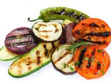 Jak grillować owoce i warzywa