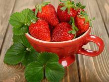 Jak  jeść truskawki?