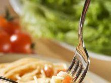 Jak podawać spaghetti