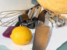 Jak pozbyć się rdzy z noży?