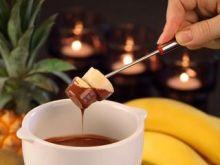 Jak przygotować czekoladowe fondue?
