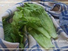 Jak sobie poradzić bez wirówki do sałaty