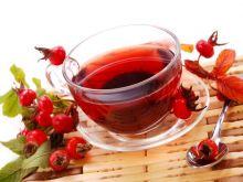 Jak zrobić herbatkę z dzikiej róży