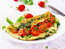 Jak zrobić omlet fit na słodko i na słono?