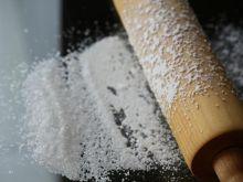 Jak zrobic samemu cukier puder?