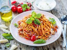 Jak zrobić spaghetti bolognese?