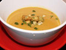 Jak zrobić zupę krem z czerwonej soczewicy? [video]