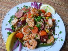 Jambalaya- potrawa jednopatelniowa