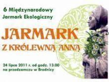 Jarmark Ekologiczny z Królewną Anną